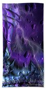 Into The Storm  Bath Towel
