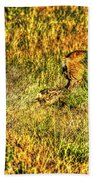 Invisible Nature Three Surreal C Bath Towel