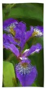 Iris II Bath Towel