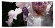 Iris Lace Bath Towel