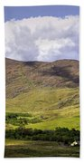 Irish Countryside Bath Towel
