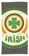 Irish Bath Towel