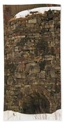 Iron Furnace Bath Towel