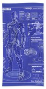 Ironman Patent Bath Towel