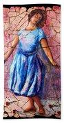 Isadora Duncan - 2 Bath Towel