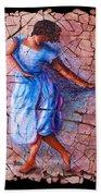 Isadora Duncan - 3 Bath Towel