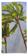 Island Palms Bath Towel