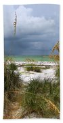 Island Trail Out To The Beach Bath Towel
