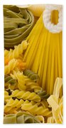 Italian Pasta Bath Towel
