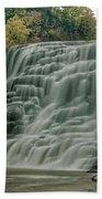 Ithaca Falls Hand Towel