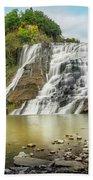 Ithaca Falls Bath Towel