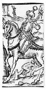 Ivan Iv Vasilevich (1530-1584) Bath Towel