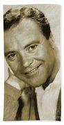 Jack Lemmon, Actor Bath Towel