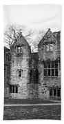Jacobean Wing At Donegal Castle Ireland Bath Towel