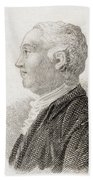 James Bruce, 1730 To 1794. Scottish Bath Towel