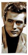 James Dean, Actor Bath Towel