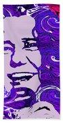 Janis Joplin Bath Towel