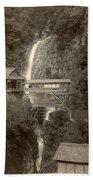 Japan: Kobe, 1890s Bath Towel