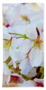 Japanese Cherry Tree Blossoms 2 Bath Towel