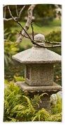 Japanese Friendship Garden 1 Bath Towel