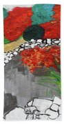 Japanese Garden Norfolk Botanical Garden 201820 Bath Towel