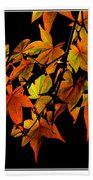 Japanese Maple Hand Towel