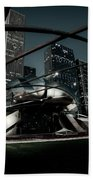 Jay Pritzker Pavilion - Chicago Bath Towel