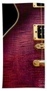 Jay Turser Guitar 3 Bath Towel