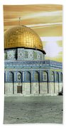 Jerusalem - The Light Bath Towel