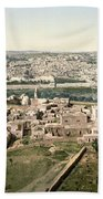 Jerusalem, C1900 Bath Towel