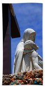 Jesus And Maria Bath Towel