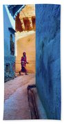 Jodhpur Colors Hand Towel