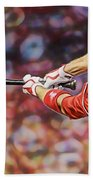 Joey Votto Baseball Bath Towel