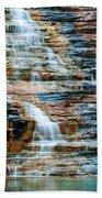 Joffre Gorge - Karijini Np 2am-29568 Bath Towel