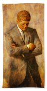 John Fitzgerald Kennedy Hand Towel