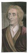 John Locke Bath Towel