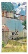 Johnson City, Texas 2 Bath Towel