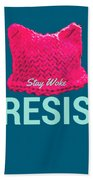 Join The Resistance Bath Towel