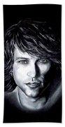 Jon Bon Jovi - It's My Life Bath Towel