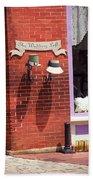 Jonesborough Tennessee - Wedding Shop Bath Towel