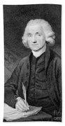 Joseph Priestley, English Chemist Bath Towel