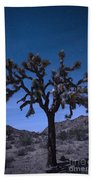 Joshua Tree Bath Towel