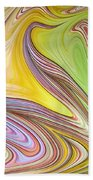 Joyful Flow Bath Towel