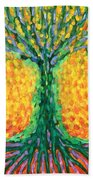 Joyful Tree Bath Towel