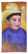 Juan, 16x20, Oil, '07 Bath Towel