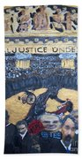 Judge Richard J Leon Complicity  Bath Towel