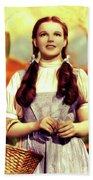 Judy Garland, Dorothy Bath Towel