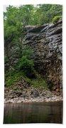 June Morning At Awosting Falls II Hand Towel