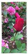 June Rose #2 Bath Towel