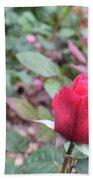 June Rose #4 Bath Towel